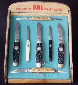 Mike Adamson Knife Collection
